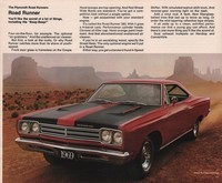 Plymouth Road Runner 1969