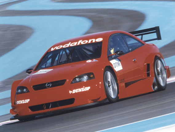 Opel Astra V8 Coupe DTM 2000