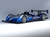 Acura ALMS Race Car Concept 2006
