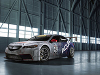 Acura TLX GT Race Car 2015