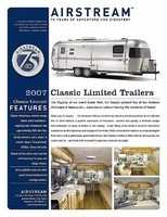 Airstream Classic Limited 2007