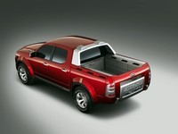 Ford 4-Trac Pick-up Concept 2005