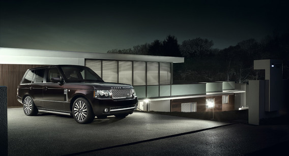 Range Rover Autobiography Ultimate Edition 2011