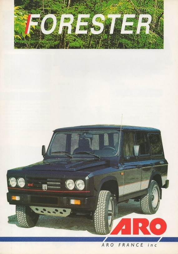 Aro Forester 1996