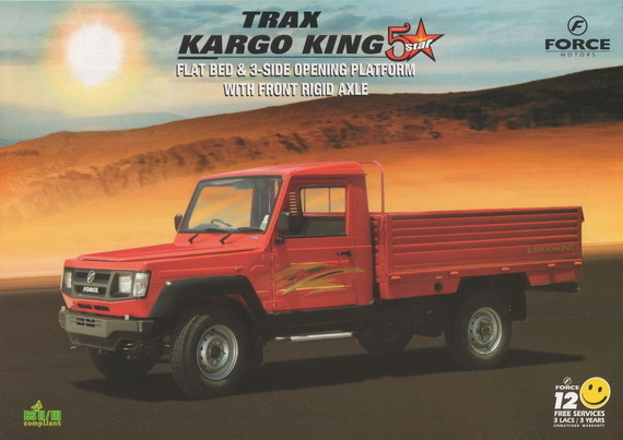 Force Trax Kargo King 2008