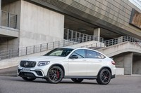 Mercedes-AMG GLC 63 S Coupe 2017