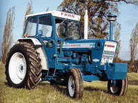 Ford 7000 1971
