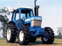 Ford 7710 1982