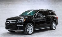 Mercedes-Benz GL 550 Armored Inkas 2019