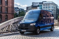 Mercedes-Benz eSprinter 2018