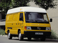 Mercedes-Benz MB180E 1994