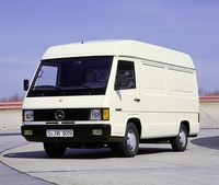 Mercedes-Benz MB100D 1987