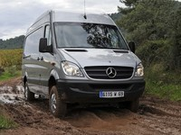 Mercedes-Benz Sprinter 4X4 2008