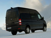 Mercedes-Benz Sprinter 4X4 2013