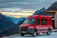 Mercedes-Benz Sprinter 4X4 2018