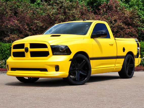 RAM 1500 Rumble Bee Concept 2013