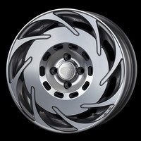 Enkei All Fifteen Air Machining Gunmetallic