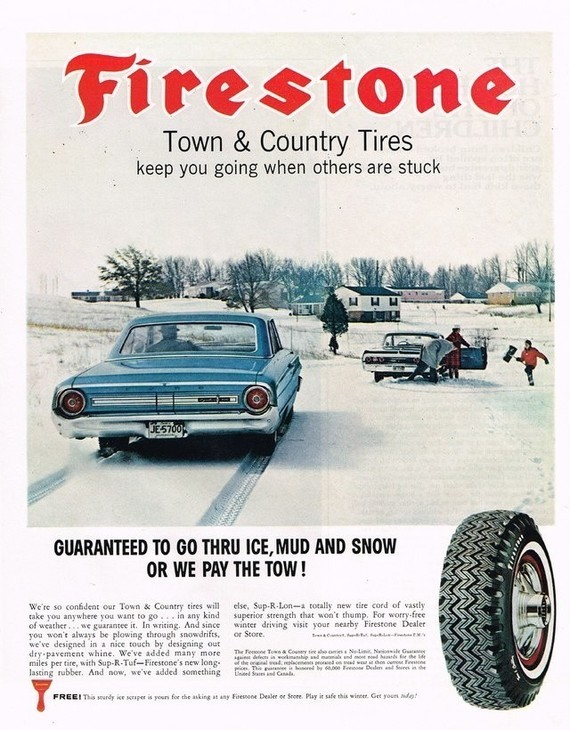 Firestone Town & Country Tires