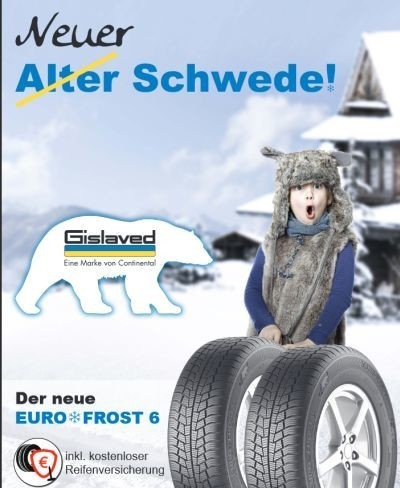 Gislaved Euro Frost 6