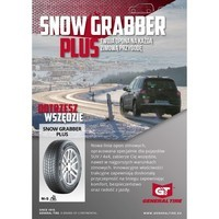 General Tire Snow Grabber Plus 2017