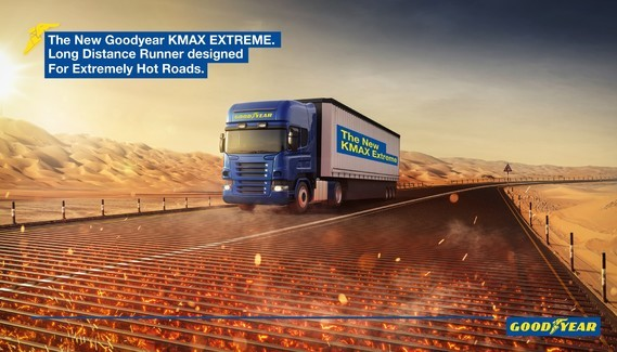 GoodYear Eagle KMax Extreme