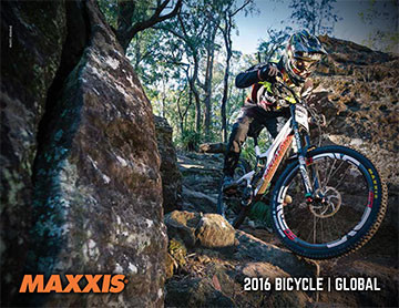 Maxxis Bicycle 2016