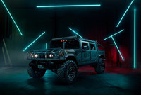 Hummer H1 Launch Edition Mil-Spec