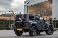 Jeep Wrangler Unlimited Wide Body Kahn 2018