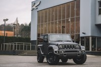 Jeep Wrangler Black Hawk Kahn 2018
