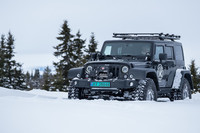 Jeep Wrangler Unlimited AT38 Artic Trucks