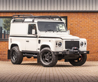 Land Rover Defender 90 Utility Classic Series II Twisted