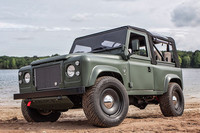 Land Rover Defender 90 Waterdream Tophat