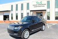 Range Rover Armored TAC 2014