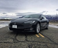 Tesla Model S Armored Armormax