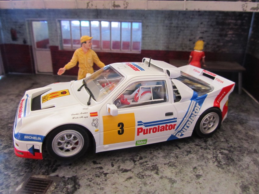 Ford RS2000 ........ MSC
