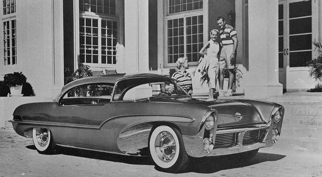 1955 olds delta