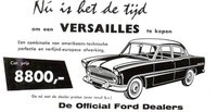 1955 ford versailles