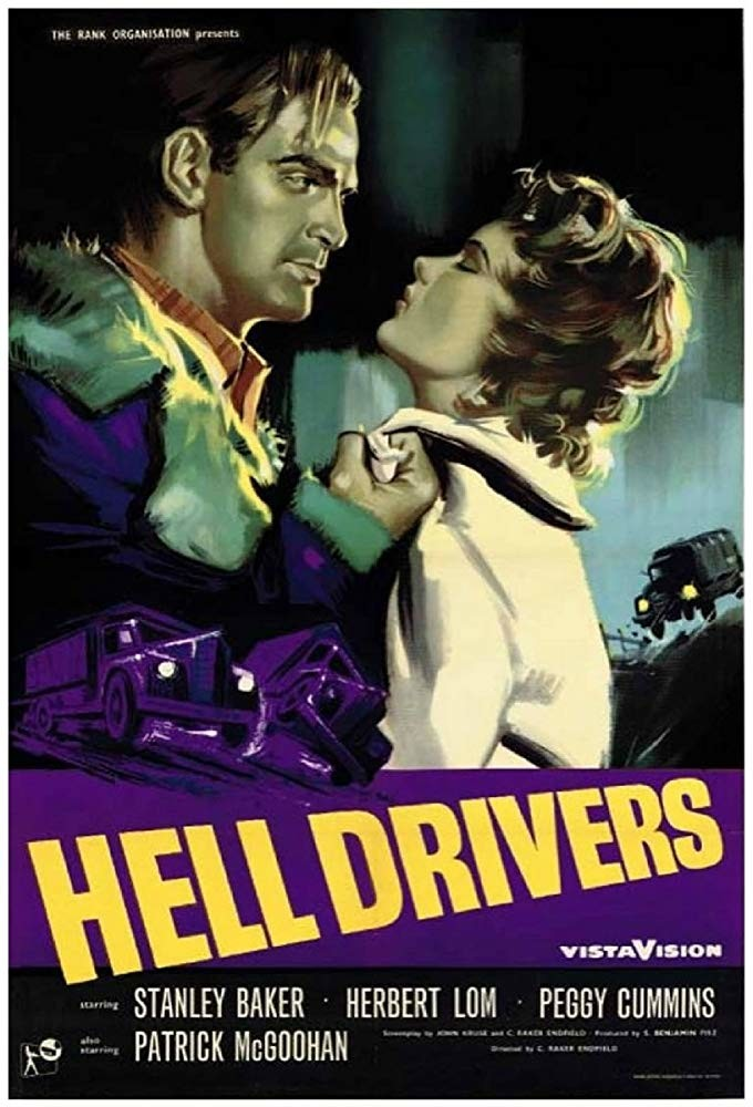 Hell drivers 1957