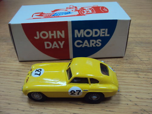 John Day Model Cars E2017 Ferrari 166MM Coupe '49