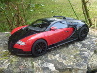 Veyron 05 Red Black