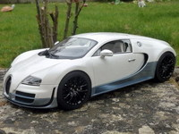 Veyron 18 SS Pearl White Ice Blue