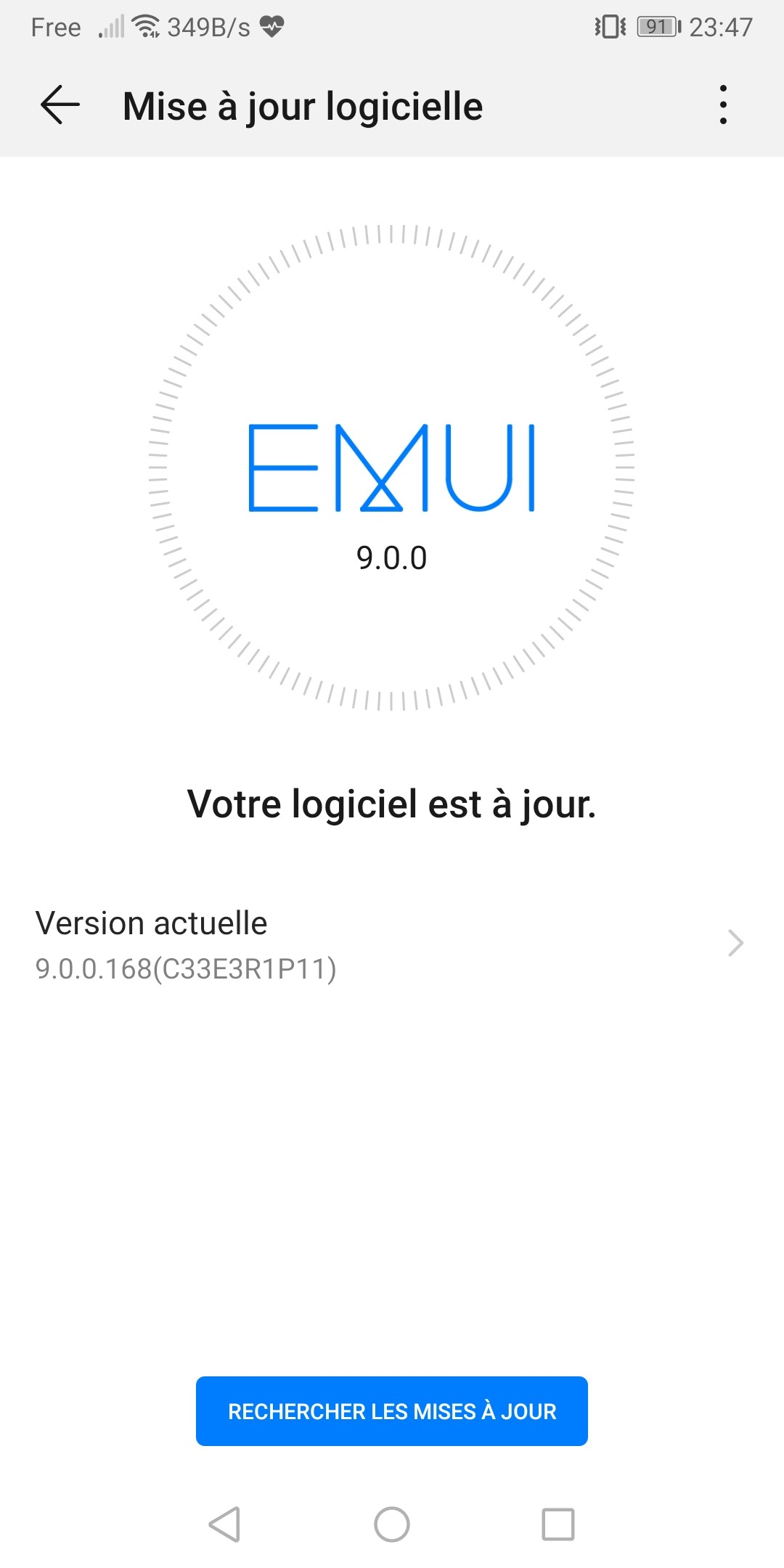 Android 9 Pie Huawei Mate 10 Pro