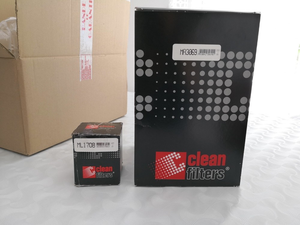 Clean Filters ML1708 vs Clean Filters MA3069