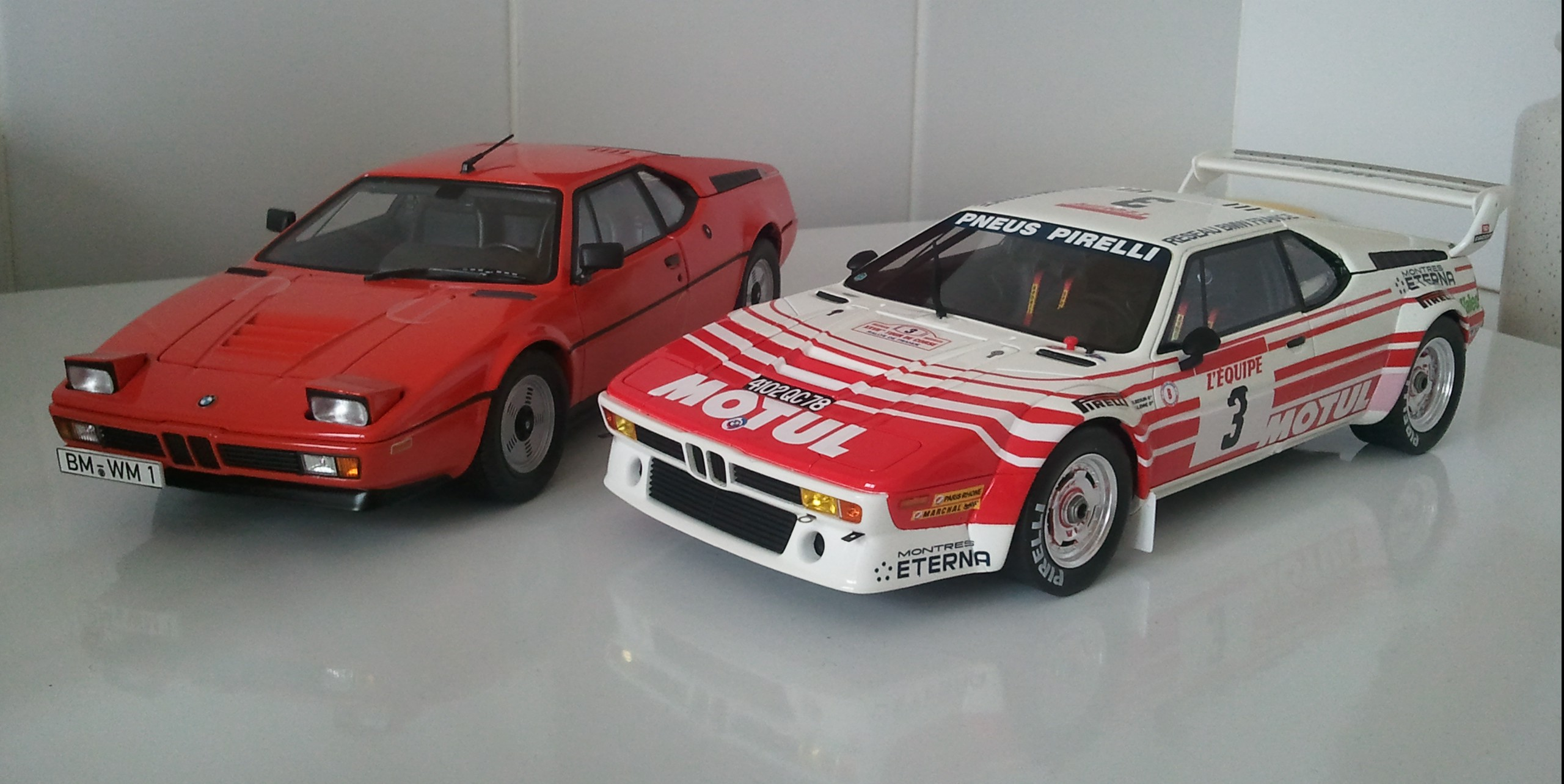 duo bmw m1