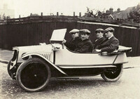 Morgan four seater runabout 1926