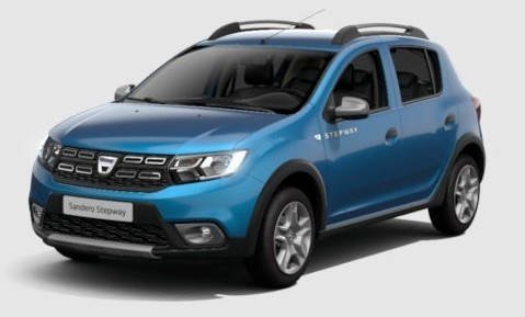 prix jante t le sandero stepway 2017 dacia forum marques. Black Bedroom Furniture Sets. Home Design Ideas