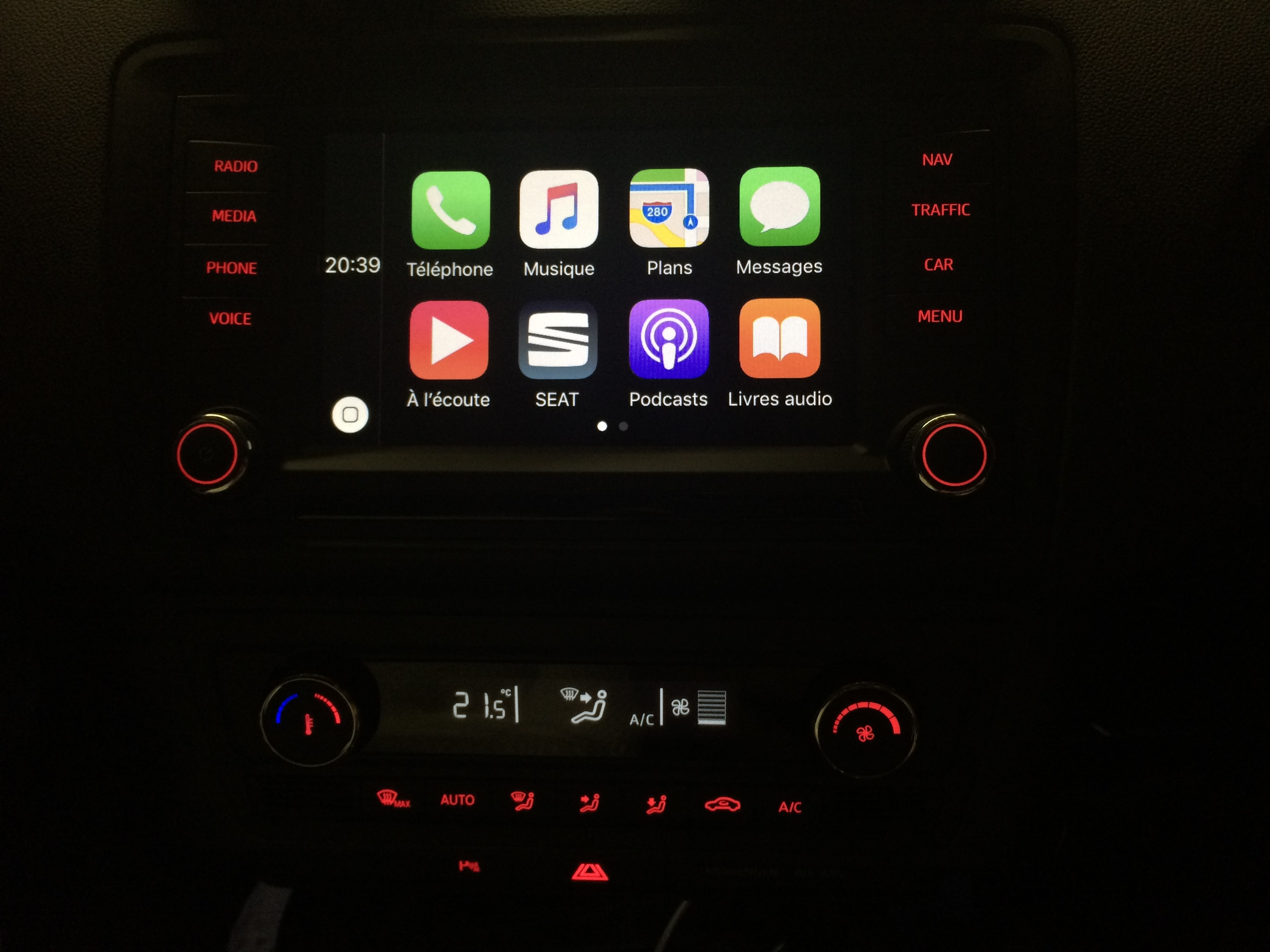 android auto apple carplay mirrorlink chez seat topic officiel page 2 seat forum. Black Bedroom Furniture Sets. Home Design Ideas