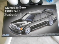 mercedes benz 190 evo 2