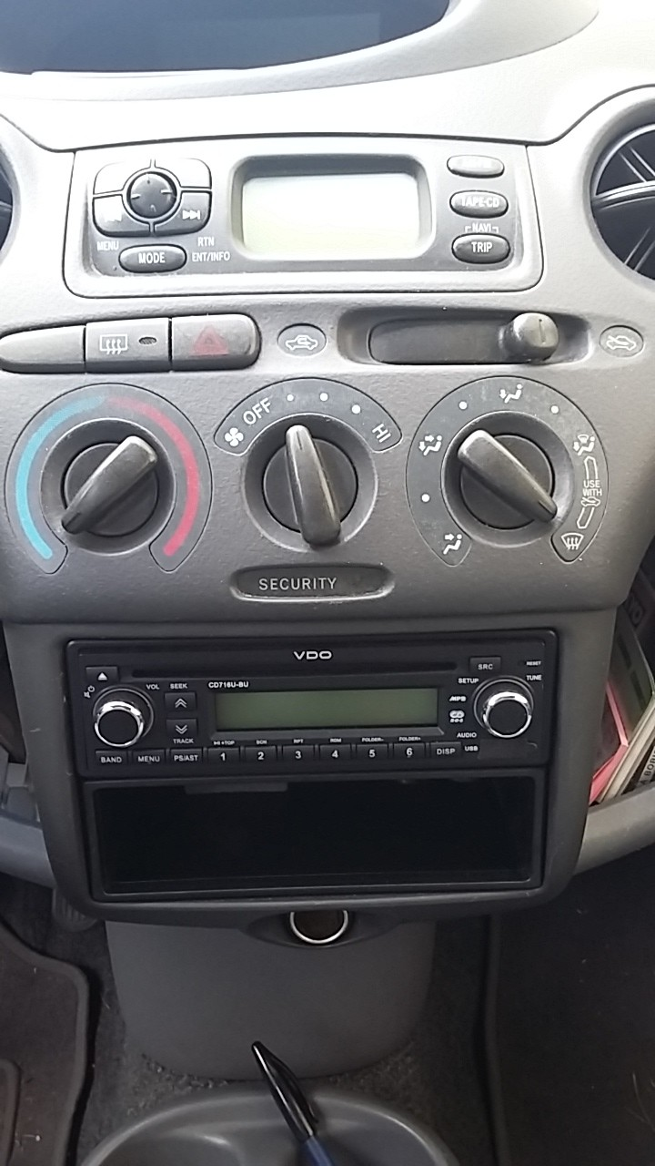 changer d 39 autoradio sur une yaris page 4 yaris yaris verso toyota forum marques. Black Bedroom Furniture Sets. Home Design Ideas