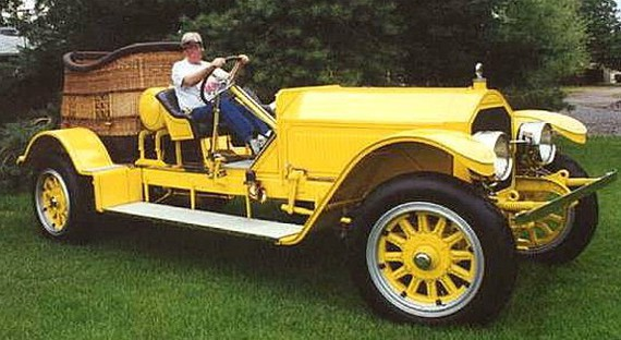 American LaFrance Chief s Speedster